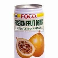 boisson fruit de la passion foco 350ml