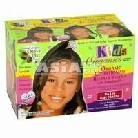 kids organics relaxer kit super