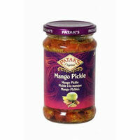 pickles de mangue pataks 283g moyen