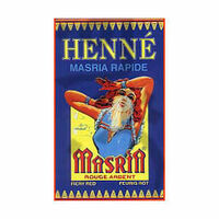 henne masria rouge ardent