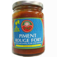 sauce piment rouge fort psp 90gr