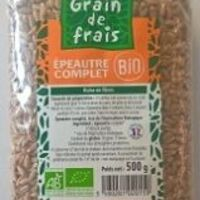 epeautre complet bio 500gr