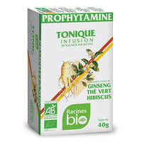infusion prophytamine tonic bio 20s