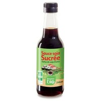 sauce soja sucree bio 250ml