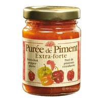 puree piment extra fort racines 100g
