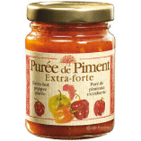 puree piment extra fort gingembre racines