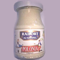 raifort au naturel polonia 200g