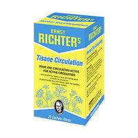 tisane richter's circulation 20s