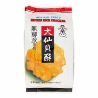 biscuit crackers de riz want want senbei 155 g