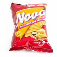 snacks multi cereales gout fromage nova 78g