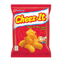 chips  cheez-it fromage et jambon 90g