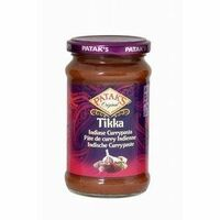 curry tikka pataks 300gr