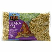 pois chiches cassés decortiqué chana dal 500gr trs