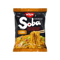 nouilles sautees curry nissin109g