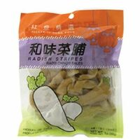 radis chinois sale tranches 200g