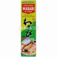 moutarde wasabi en tube 43gr kingzest