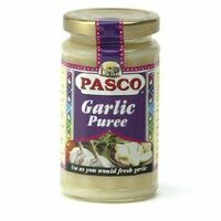 puree d'ail 270gr pasco