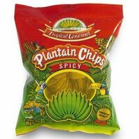 chips plantin epices 85g