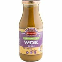 sauce wok au curry doux gotan 240 ml