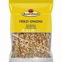 oignons frits 400gr royal thai