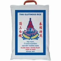 10kg riz gluant royal thai