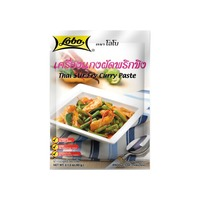 pate d'assaisonnement poulet curry thailandais 60g
