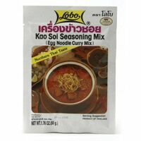 pate curry kao soi lobo 50gr