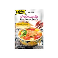 pate de curry rouge 50gr lobo