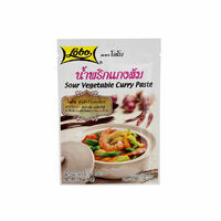 curry paste legume 50g