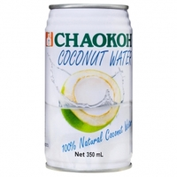 eau de coco 100% naturel 350ml chaokoh