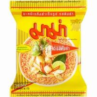ramen tom yum vegetarien mama 60gr