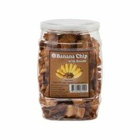 chips de banane et sesame 150gr thai dancer
