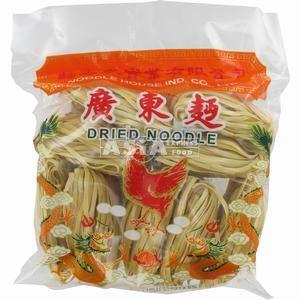 nouille de blé chinoise large 3mm 454gr