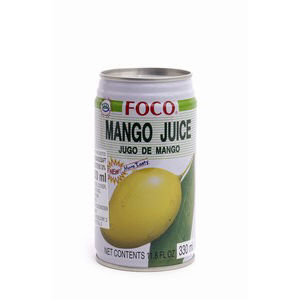 jus de mangue foco 350ml