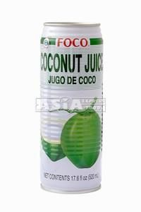 jus de coco et chair 520ml foco