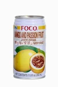 jus mangue et passion foco 350ml