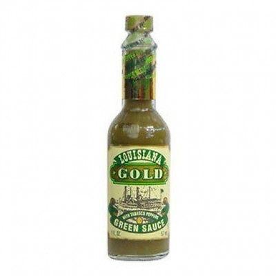 sauce piment verte louisiana 57 ml