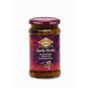 garlic pickel ail pataks 300gr