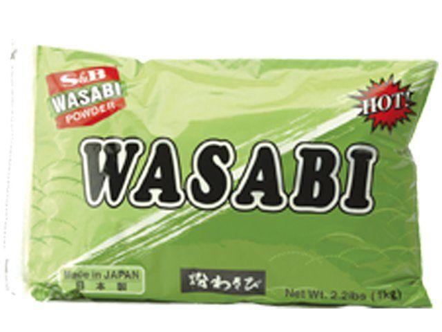wasabi en poudre 1kg