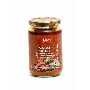 sauce satay yeo's 250ml