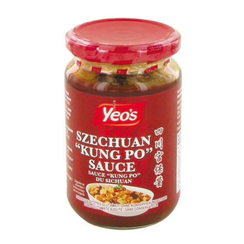 sauce sichuan kung pao 250ml