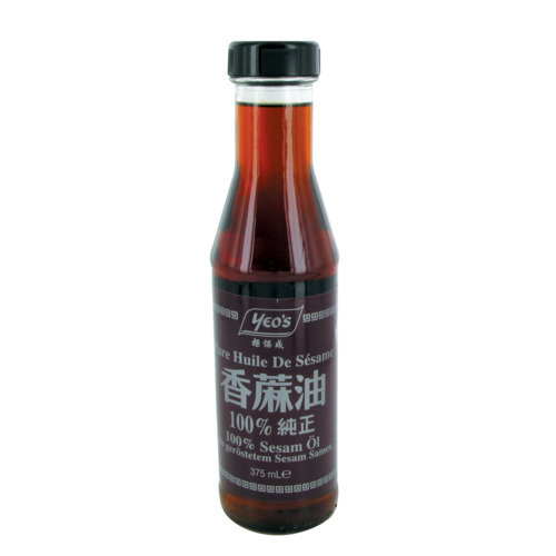huile de sesame yeo 375 ml