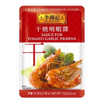 sauce chinoise tomate et ail 50gr lkk