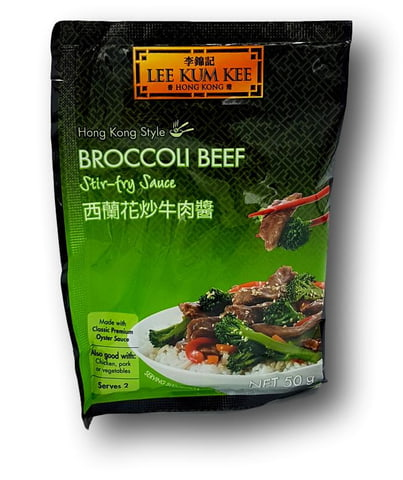 preparation pour boeuf brocoli 50gr