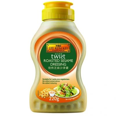 sauce lkk wasabi et sesame 220 gr