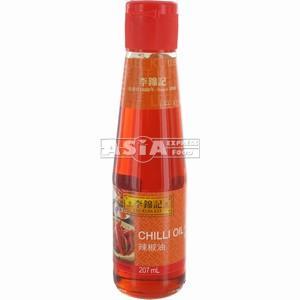 huile de piment rouge 207ml lkk
