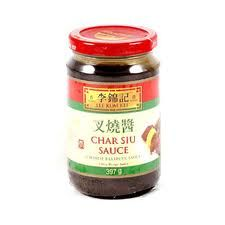 sauce barbecue bbq 397gr lkk char sui