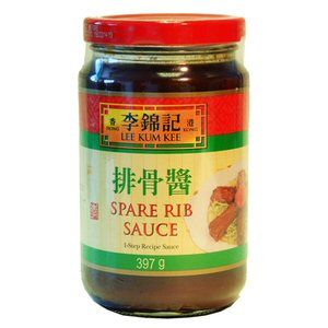 sauce pour  travers de porc lkk 397g
