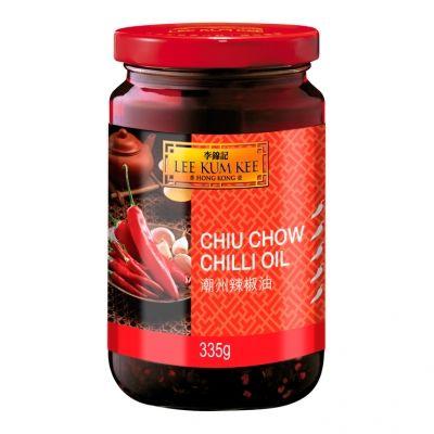 sauce huile de piment chiu chow 335gr lkk