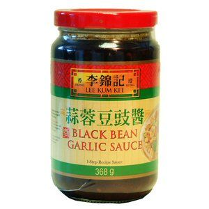 black bean garlic sauce lkk 368g